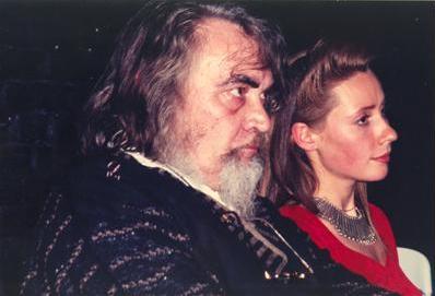 Sophie Buyse et Marcel Moreau