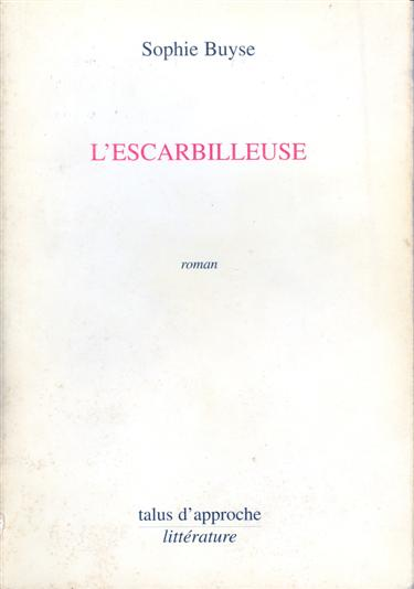 L'Escarbilleuse - Recto