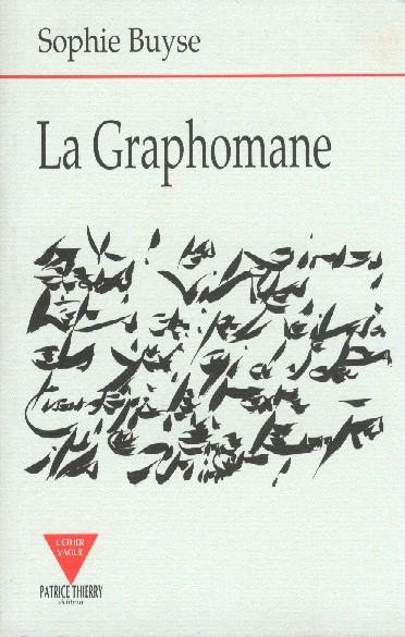 La Graphomane - recto